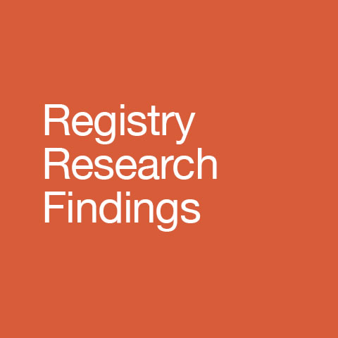 Registry Research Findings