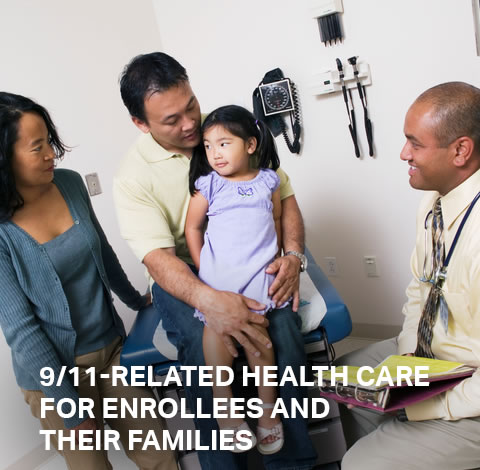 9/11-Related Health Care for Enrollees and their Families