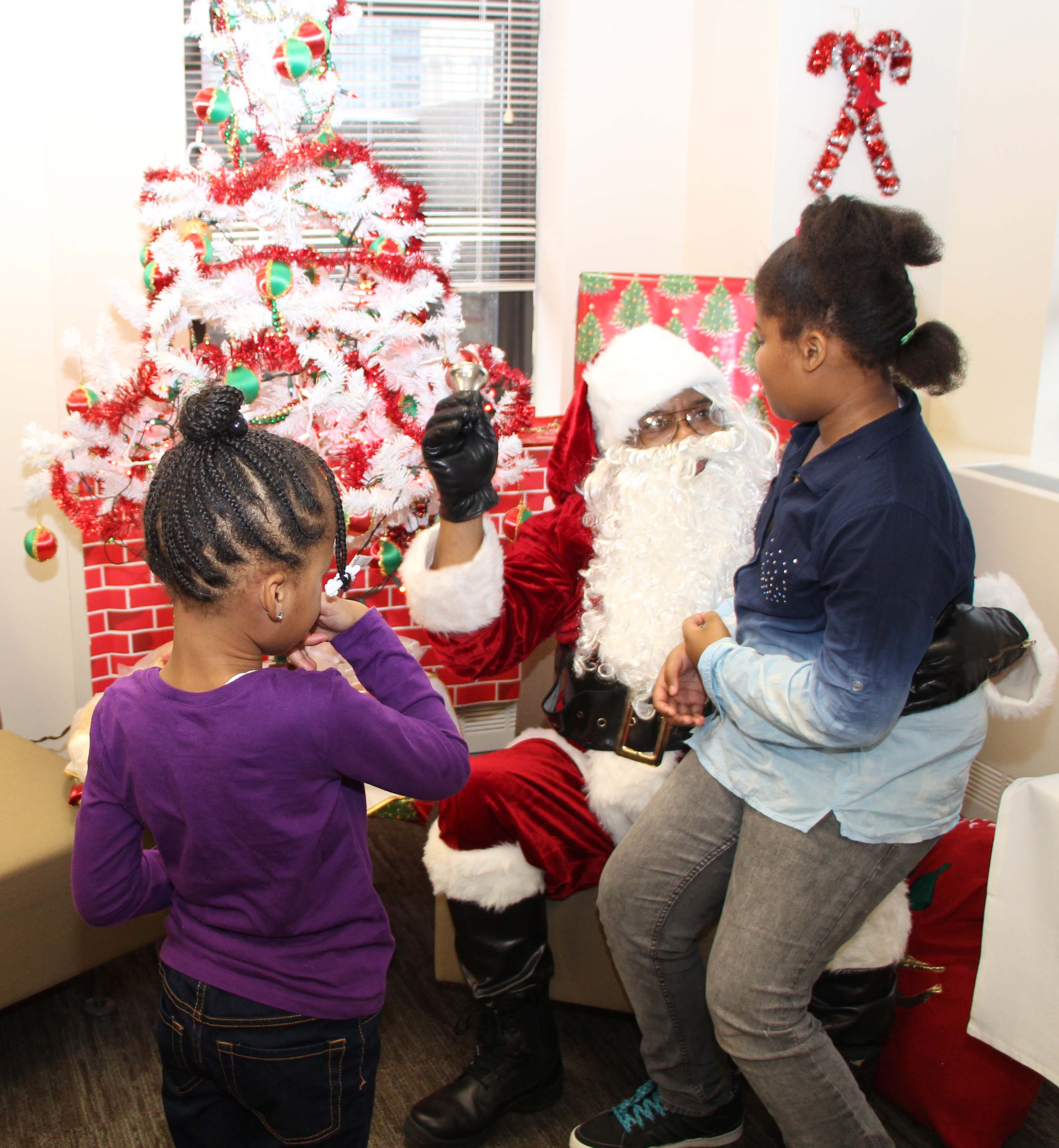 ACS - Office of Advocacy Hosts Holiday Party For Families Receiving ...