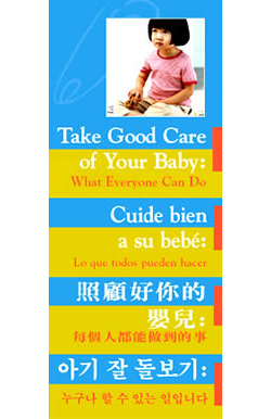 Child Safety Booklet