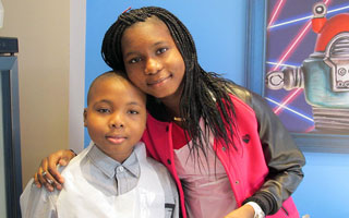 Meet Our Kids who are waiting for adoption in New York City and State.