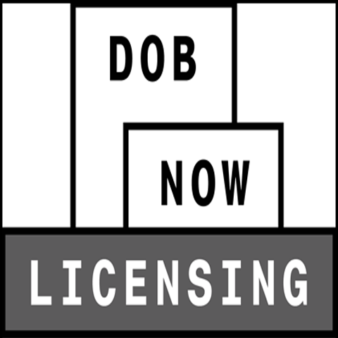 DOB NOW: Licensing