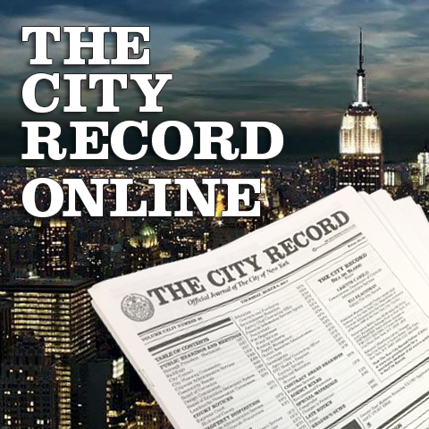 City Record Online