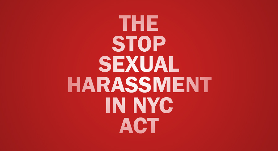 Report sexual harassment nyc penal law