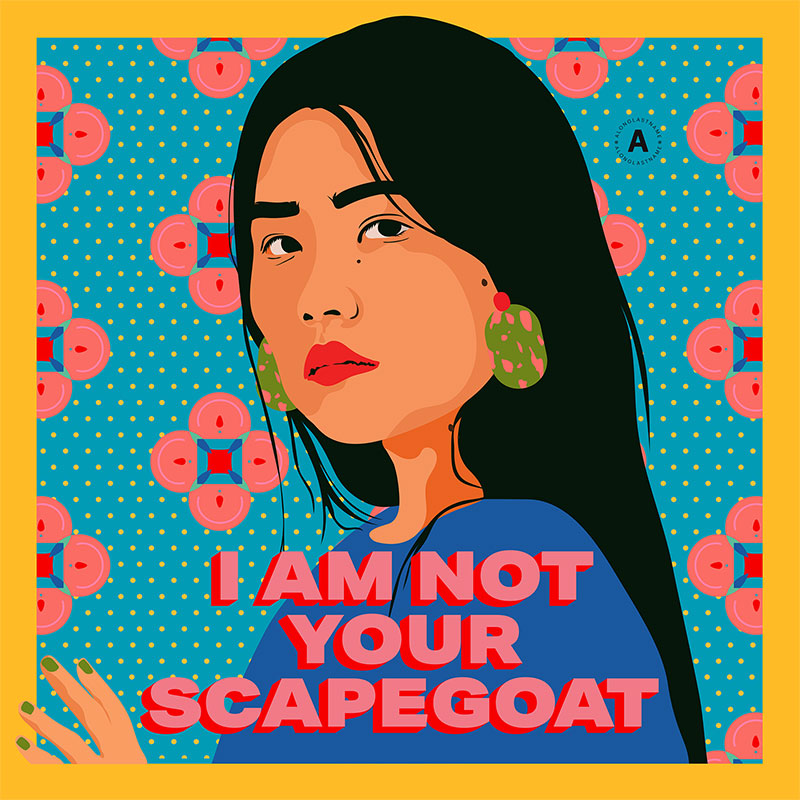 I Am Not Your Scapegoat