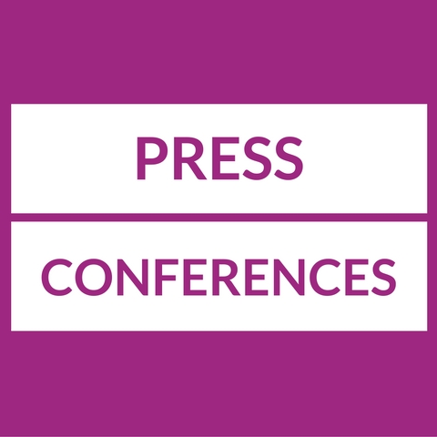 Text: Press Conferences
