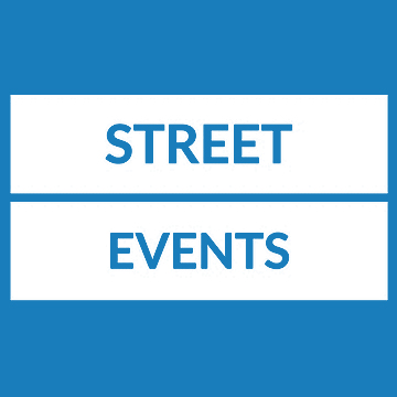 Text: Street Events