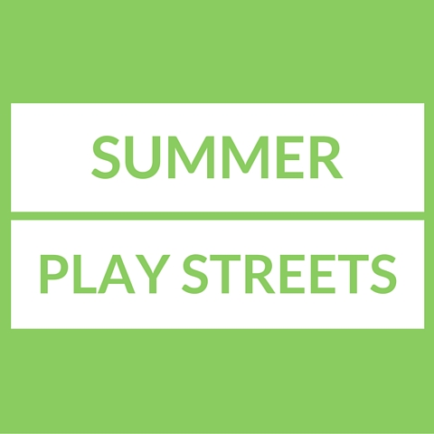 Summer Play Streets