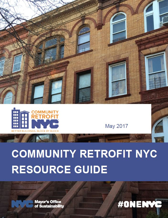 Community Retrofit NYC Resource Guide