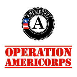 Operation Americorps logo