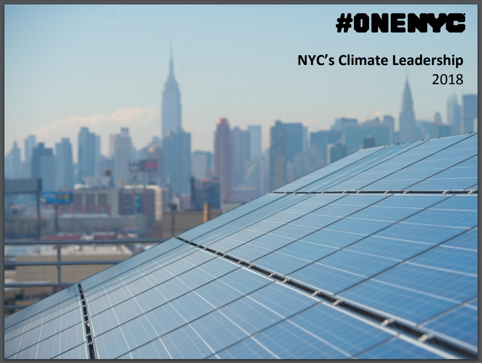 NYC's Climate Leadership