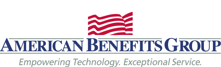 logo for american benefits group