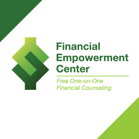 NYC Financial Empowerment Center logo in green