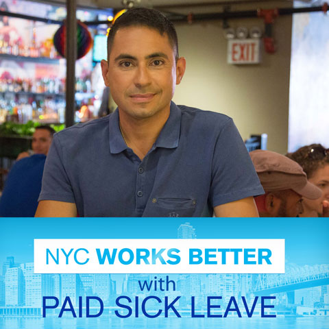 NYC Works Better with Paid Sick Leave