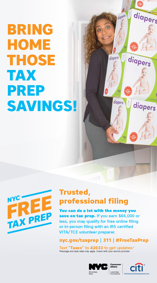 Tax Time Campaign Ad 3