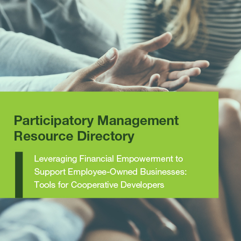 Participatory Management Resource Directory