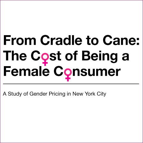A Study of Gender Pricing in New York City | New York City Department of Consumer Affairs