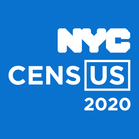 Go to NYC Census 2020 website