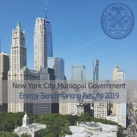 Benchmarking Annual Report for NYC Municipal Buildings, 2016