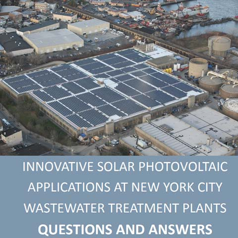 Innovative Solar at WWTP Questions and Answers