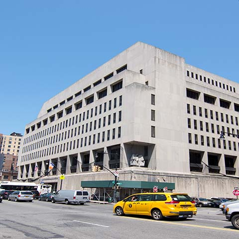 Family/Criminal Courthouse, 215 East 161st Street