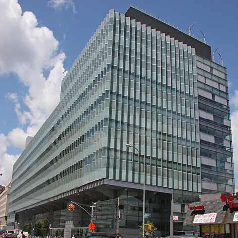 Bronx Hall of Justice, 265 East 161st Street