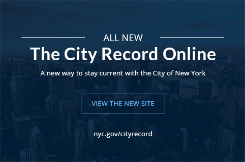 City Record Banner