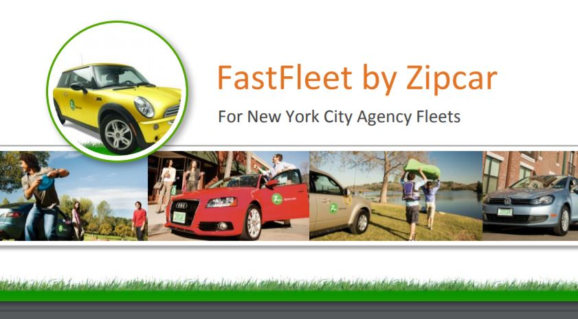 Fast Fleet - Department of Citywide Administrative Services