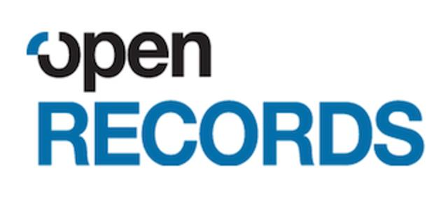 Open Records Logo