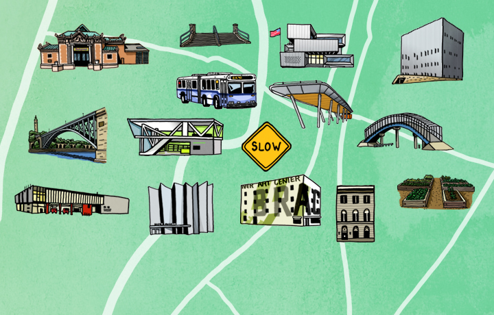 Illustrations of DDC's Bronx projects