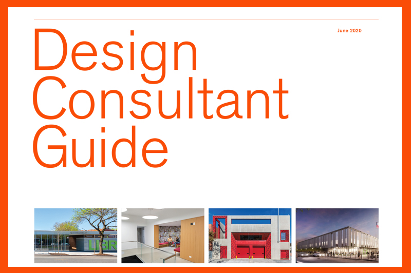 Cover of Design Consultant Guide: June 2020