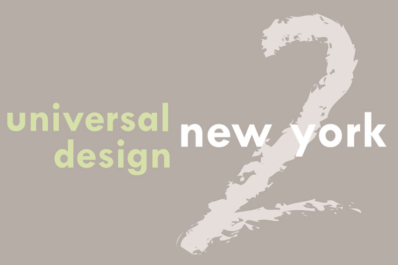 Cover for Universal Design: New York.