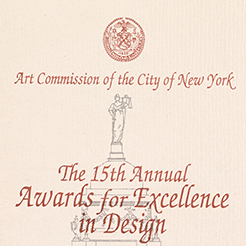Annual Awards, 1997