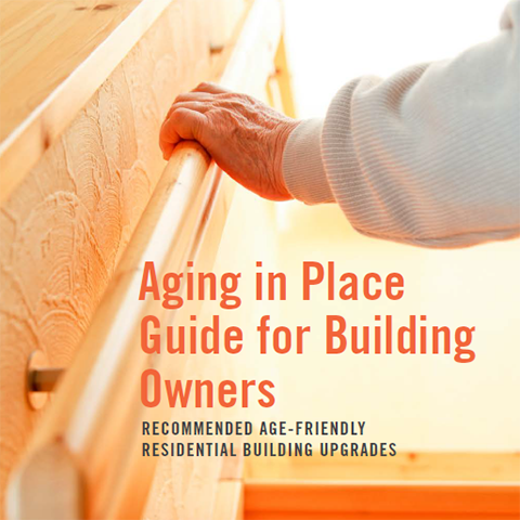 Report Cover of Aging in Place Guide 2016