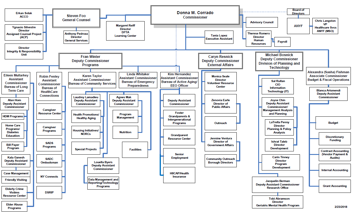 Organizational chart dfta organizational chart altavistaventures Images