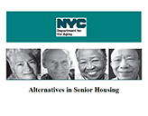 Report Cover of Alternatives in Senior Housing