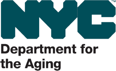 Logo for NYC Department for the Aging