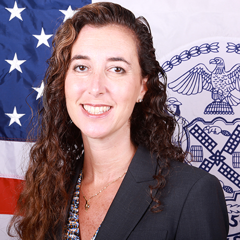 Heidi Grossman - Deputy Commissioner for Legal  Matters/General Counsel
