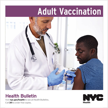 Adult Vaccinations Thumbnail