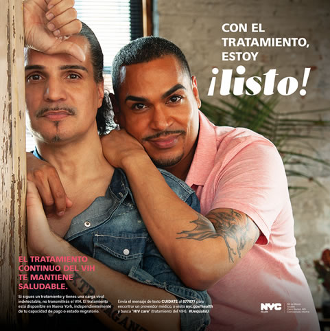Latino gay men of new york