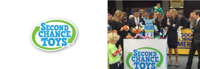 Donatenyc Partners Second Chance Toys