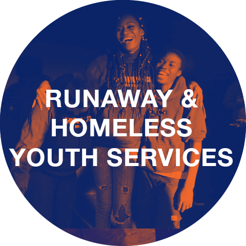 RUNAWAY & HOMELESS YOUTH