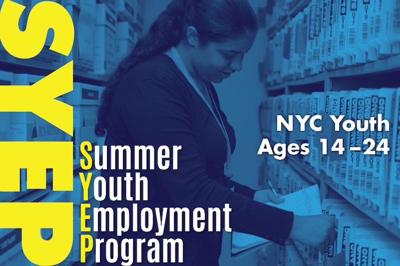Summer Youth Employment Program Syep Dycd
