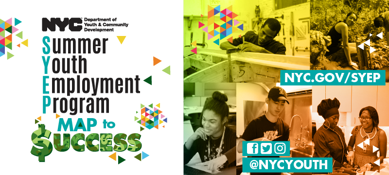 Summer Youth Jobs For 15 Year Olds In Nyc