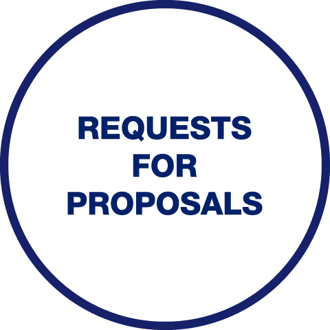 Requests for Proposals logo