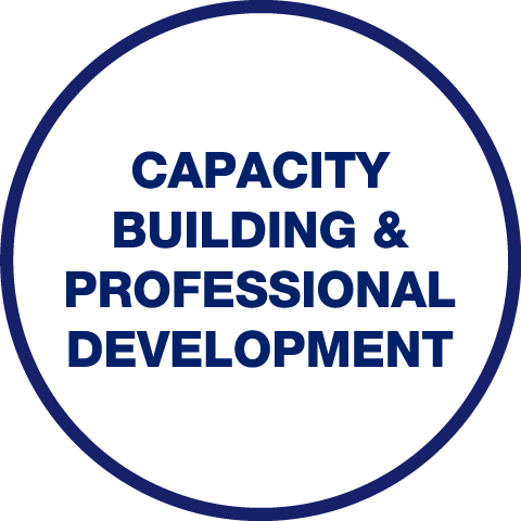 Capacity Building and Professional Development logo