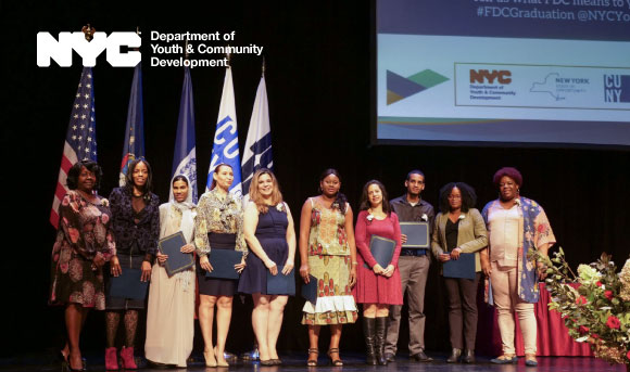 Image from FDC recognition Ceremony