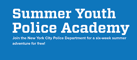 NYPD Summer Youth Academy