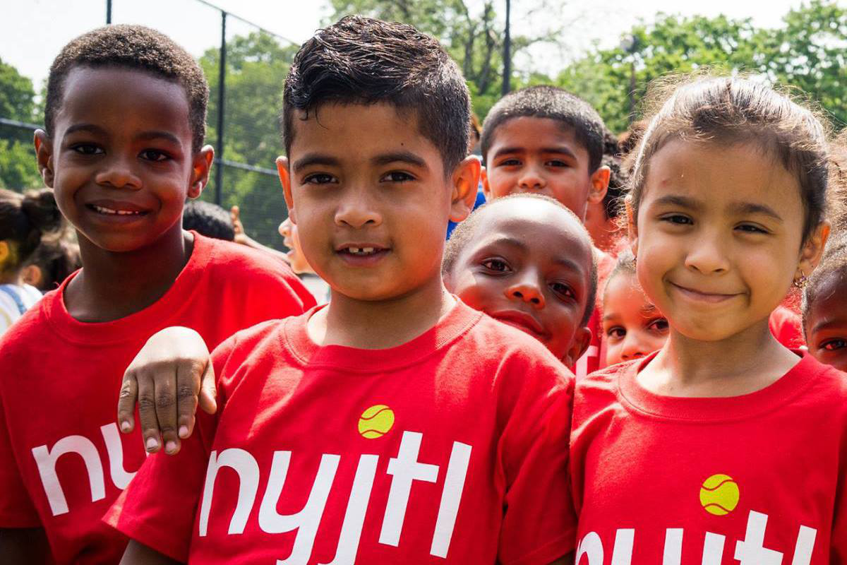 Free Tennis Classes with NYJTL