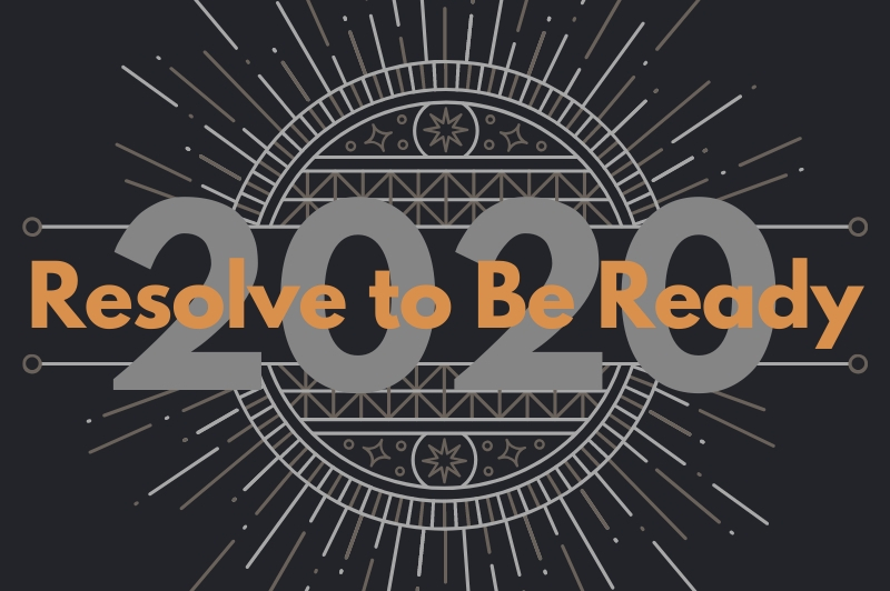 Resolve to be Ready 2020